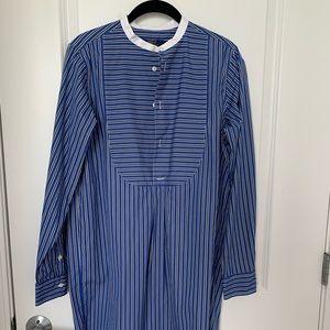 New never worn long sleeve Polo shirt dress